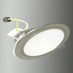 Downlight LED 230mm 32W blanc froid