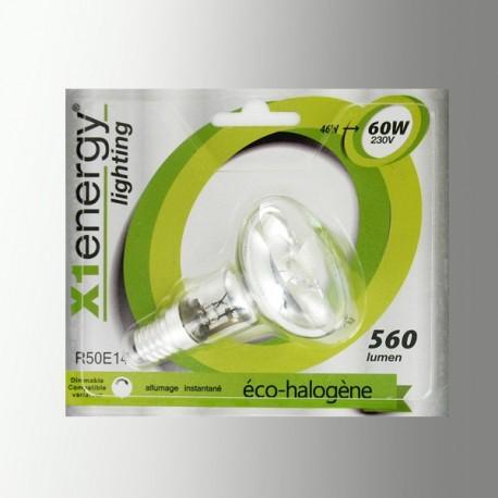 Ampoule Halogène Reflecteur R50 46W E14 Bx1