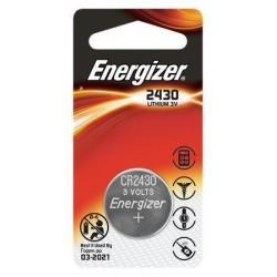 Pile électronique lithium CR2430Energizer.