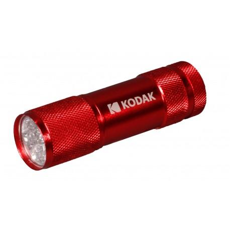 KODAK 9 LED rouge - 46 Lumens