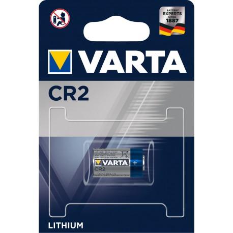 Pile Lithium photo CR2 Varta