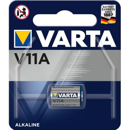 Pile électronique Varta 11A