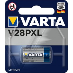 Pile électronique lithium 6V V28PXL Varta