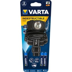 Lampe frontale Indestructible Varta LED 1 Watt