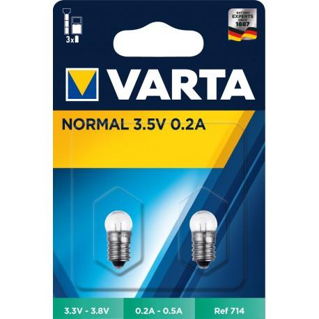 Ampoule pour torche Varta 714