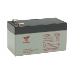 Batterie au plomb Yuasa 12V 1,2AH