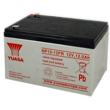Batterie plomb 12V 12AH