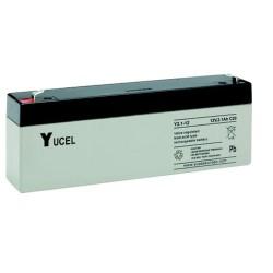 Batterie stationnaire YUCEL 12V 1.2 Ah