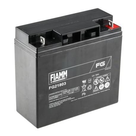 Batterie AGM FIAMM FG21803 12V 18Ah