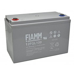 Batterie AGM FIAMM 12FGL100 12V 100Ah