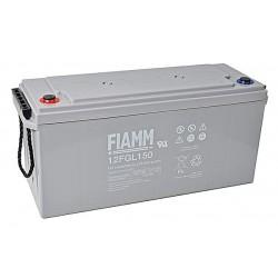 Batterie AGM FIAMM 12FGL150 12V 150Ah