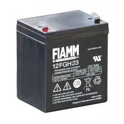 Batterie AGM FIAMM 12FGH23 12V 5Ah