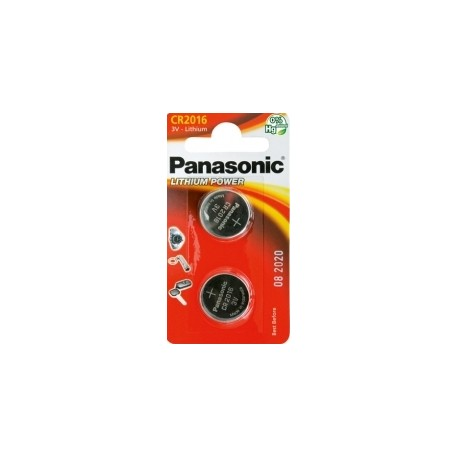 Pile électronique Panasonic CR2016