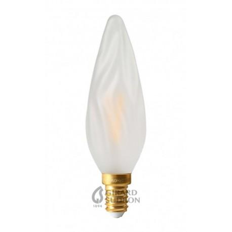Ampoule Flamme Filament Led Gs4 E14 3W 290Lm 2700KGirard SUDRON