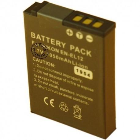 Batterie de remplacement pour Nikon COOLPIX S9400
