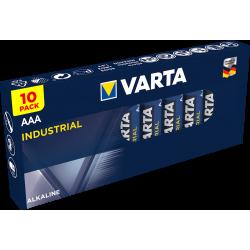Pile Varta LR03 - AAA industrielle