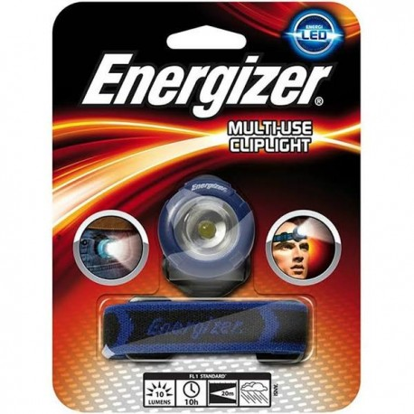 Energizer Lampe frontale Multi-use Cliplight