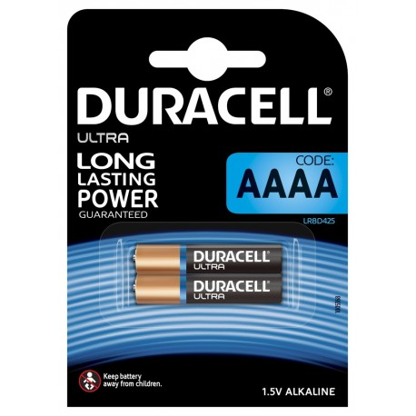 4 piles AAA DURACELL sous blister
