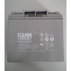 Batterie AGM FIAMM FGV21803 12V 18Ah