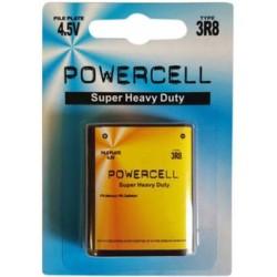 Pile 3R8 4,5V pour petites lampes de poche