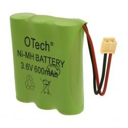 Batterie de remplacement TSF DECT ACCUS OTech 3.6V Ni-Mh 600mAh