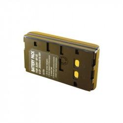 Batterie de caméscope pour SONY  NP-55 (2contacts) Black 6V Ni-Mh 2000mAh
