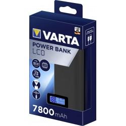 Power Bank LCD 7800mAh - VARTA