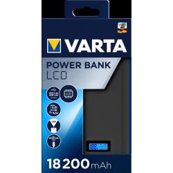 Power Bank LCD 18200mAh - VARTA