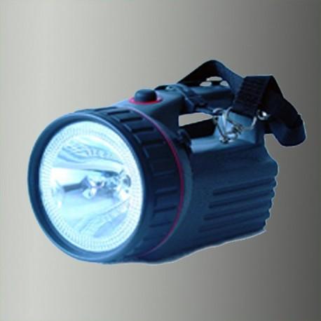 Phare halogène rechargeable 5.5W
