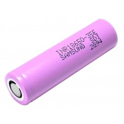 PILE SAMSUNG Rechargeable Li-Ion piles 18650 3.7V 3500mAh