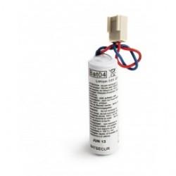 1 PILE LITHIUM 3.6V 2.7AH - Batterie système alarme