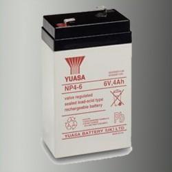 Batterie au plomb Yuasa 6V 4AH