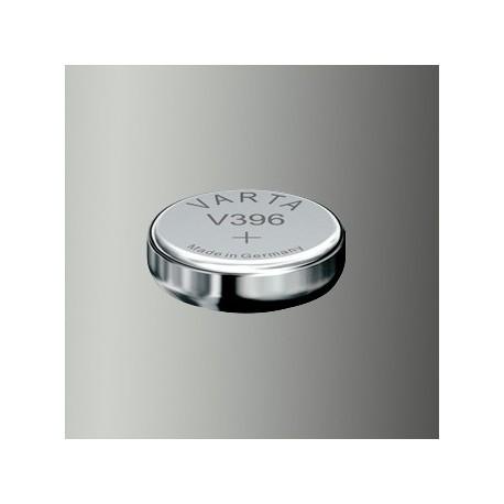 Pile de montre Varta V396, SR59, SR726W Haute Impédance