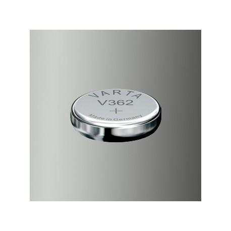 Pile de montre Varta V362, SR58, SR721SW