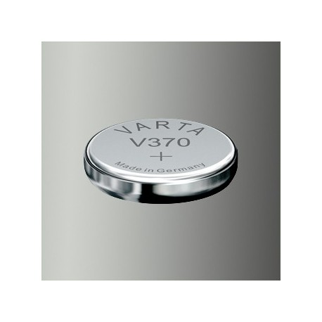 Pile de montre Varta V370, SR69, SR920W Haute Impédance