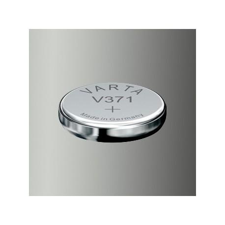 Pile de montre Varta V371, SR69, SR920SW