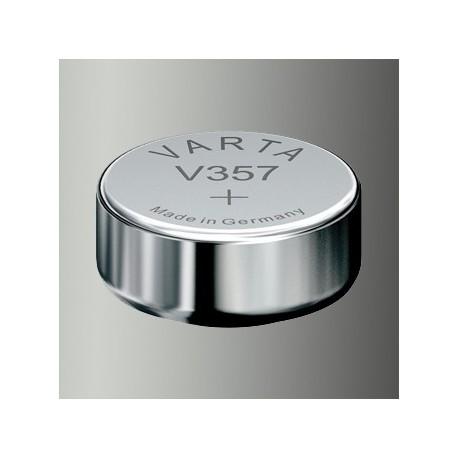 Pile de montre Varta V357, SR44, SR1154W Haute Impédance