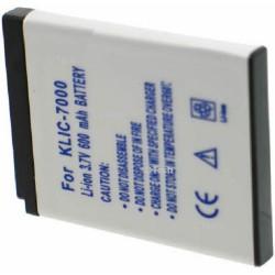 Batterie de remplacement pour KLIC-7000 Black 3.7V L6