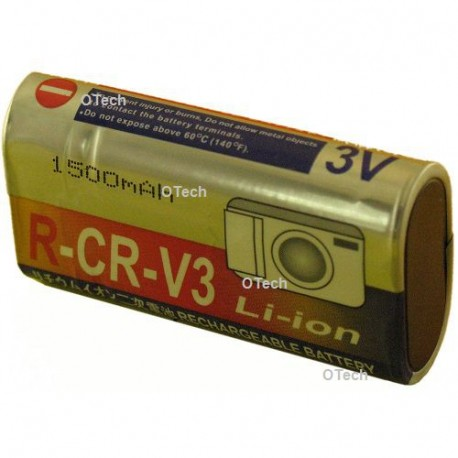 Batterie de remplacement pour CRV3 3V L13/18