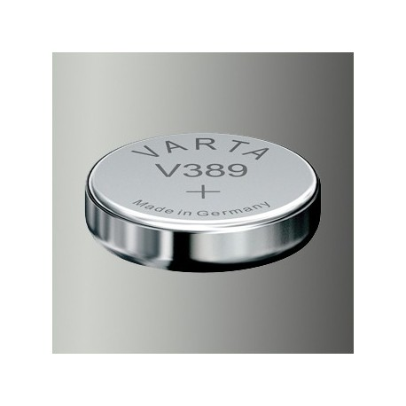 Pile de montre Varta V389, SR54, SR1130W Haute Impédance