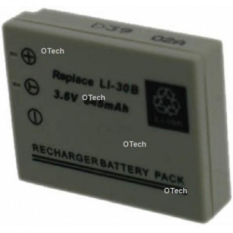 Batterie de remplacement pour  LI-30B Grey L6