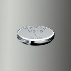 Pile de montre Varta V315, SR67, SR716SW