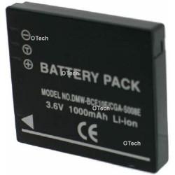 Batterie de remplacement pour Panasonic S008E 3.7V L10