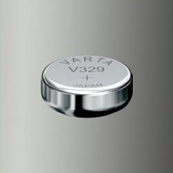 Pile de montre Varta V329, SR731SW