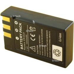 Batterie de remplacement pour NIKON EN-EL9 black 7.4V L10/12