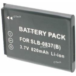 Batterie de remplacement pour SLB0837B 3.7V L8