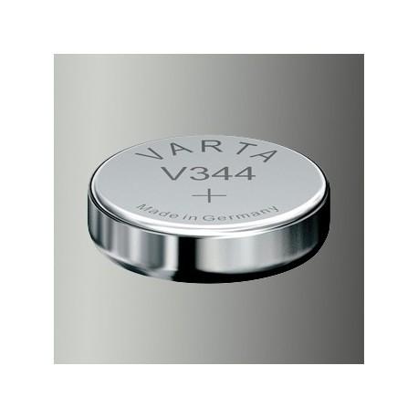 Pile de montre Varta V344, SR42, SR1136SW