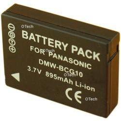 Batterie pour appareil photo PANASONIC DMW-BCG10 3.7V L7/10