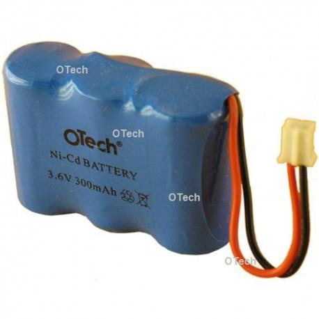 Batterie téléphone sans fil 3,6V 300mAh NiCd
